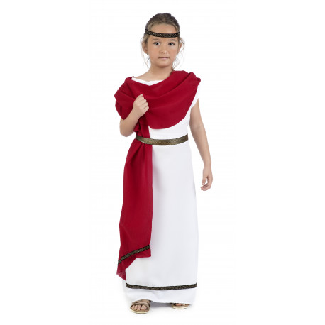 Disfraz de Patricia Romana para Niña