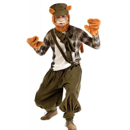 Disfraz de Gato Callejero