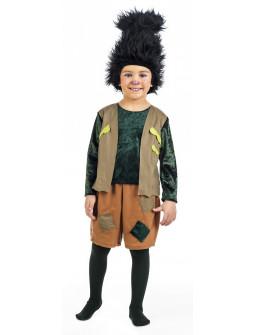 Disfraz de Troll Branch para Niño