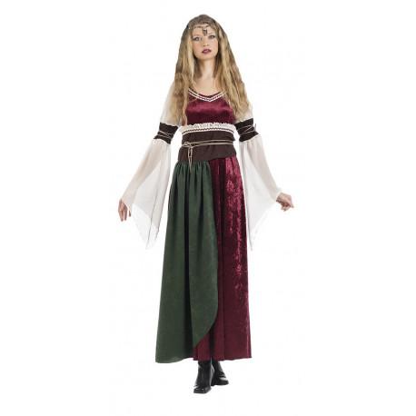 Vestido de Princesa Medieval Premium