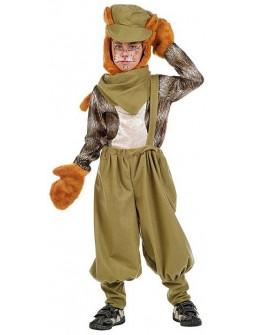 Disfraz de Gato Callejero para Niños
