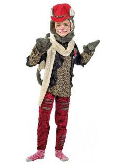 Disfraz de Gatita Callejera Infantil
