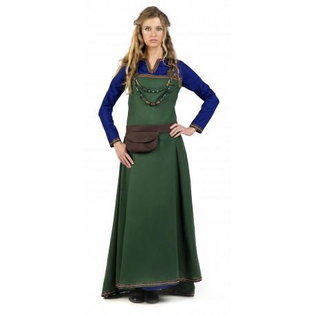 Vestido de Doncella Medieval