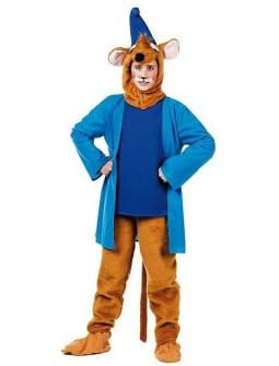 Disfraz de Ratón Cenicienta Azul