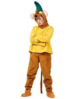 Disfraz de Ratón Cenicienta Amarillo