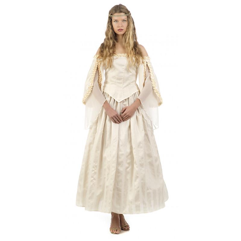 Vestidos medievales para novias
