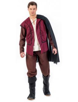 Disfraz de Aventurero Medieval Premium
