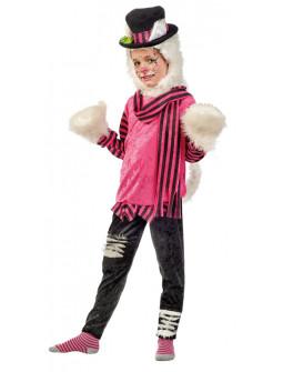 Disfraz de Gatita Callejera Michi para Niña