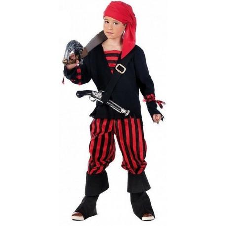 Disfraz de Pirata Bucanero Infantil