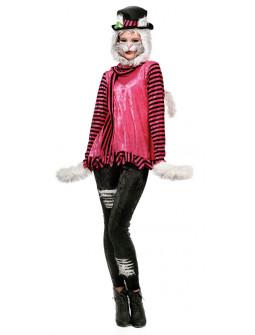 Disfraz de Gatita Callejera Michi para Mujer
