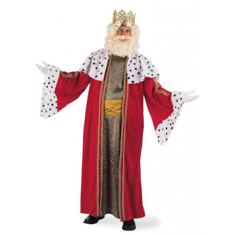 Disfraz de Rey Melchor Premium