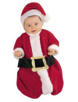 Disfraz de Papá Noel para Bebé