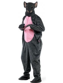 Disfraz de Raton Mascota Unisex