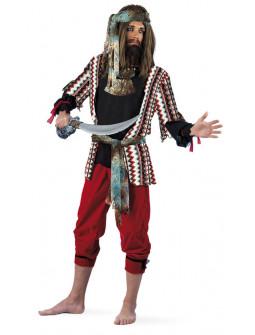 Disfraz de Pirata Tallas Grandes