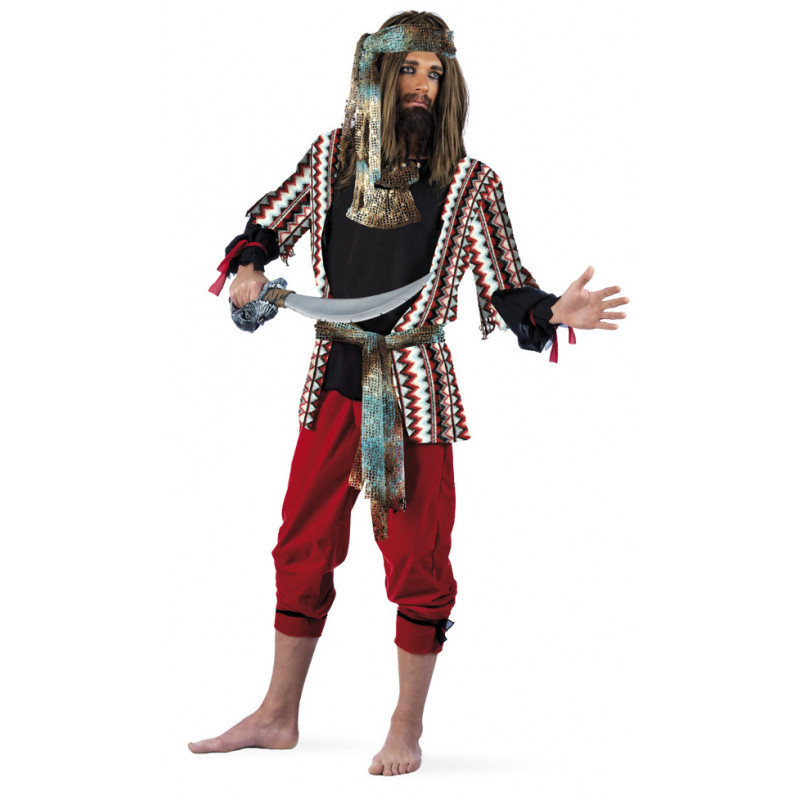 c9491b1c1e3 Disfraz de Pirata en Tallas Grandes   Comprar Online