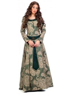Disfraz de Isabella Medieval para Mujer