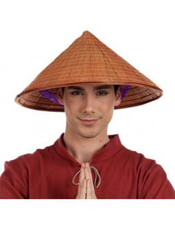 Sombrero de Chino de paja