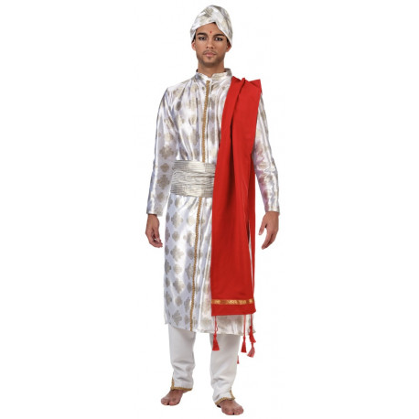 Disfraz Bollywood Hindú para Hombre