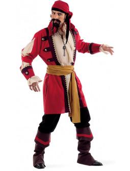 Disfraz de Pirata Bárbaro para Hombre