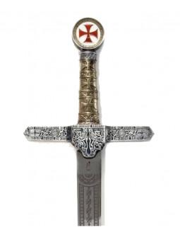 Espada Templaria de Acero