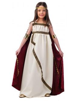 Disfraz de Princesa Romana para Niña