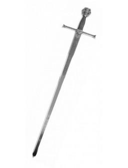 Espada Reyes Católicos Metálica 103cm
