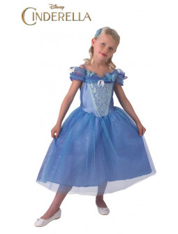 Disfraz de Cenicienta Disney Lujo