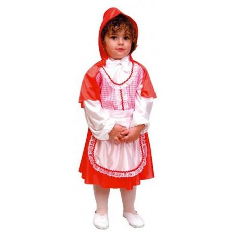 Caperucita Roja de Niña