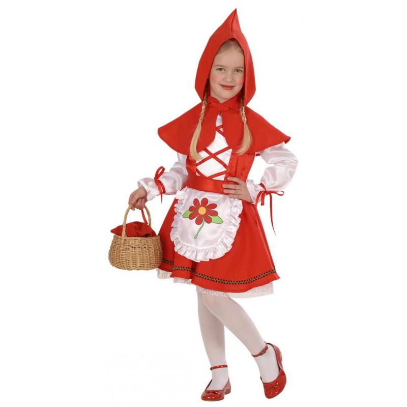 Caperucita Roja Vestido De Para Niña QrdCxths