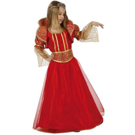 Vestido de Reina Infantil