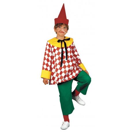 Disfraz de Pinocho