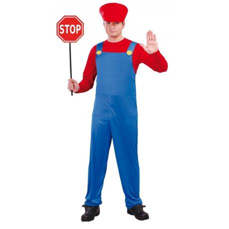 Disfraz de Super Mario