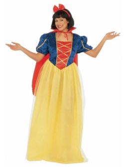 Disfraz de Blancanieves  XL