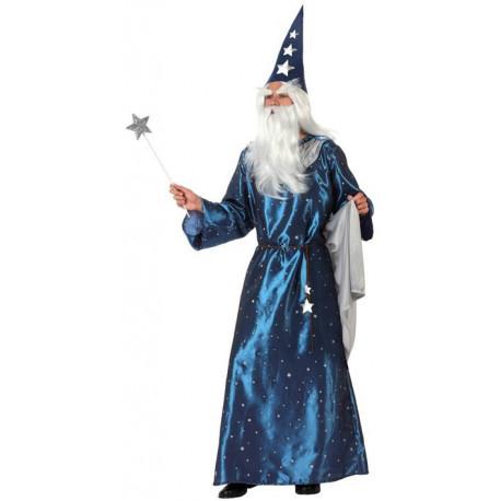 Disfraz de Mago Merlin