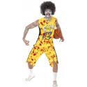 Jugador de Baloncesto Zombie