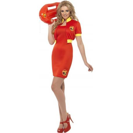 Disfraz de los Vigilantes de la Playa Sexy para Mujer