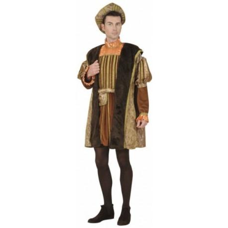 Disfraz De Hombre Tudor