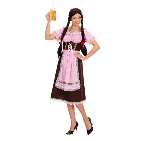 Disfraz de Bavaresa