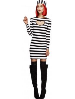 Disfraz de Presa Convicta para Mujer