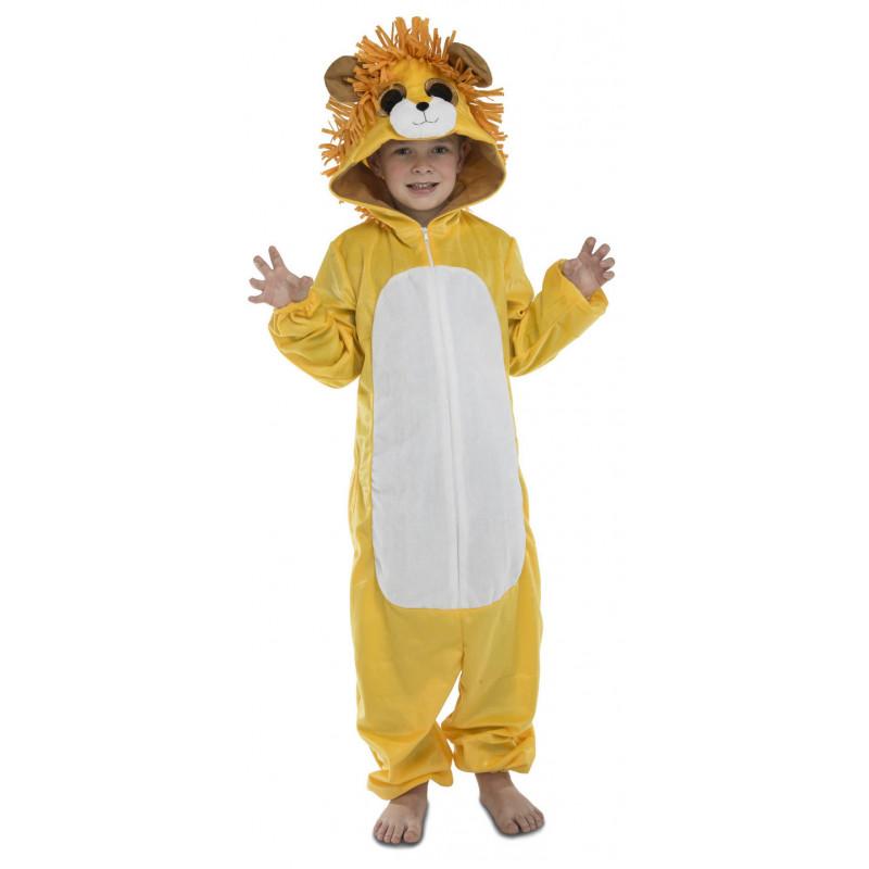 5a32ba2c07 Disfraz de León Ojazos Pijama para Niños