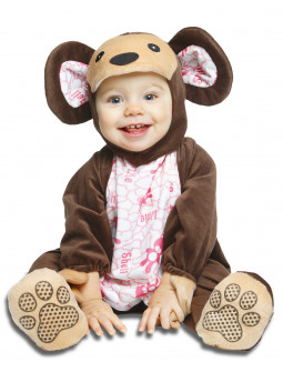Disfraz de Osito Divertido para Bebé