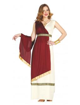 Disfraz de Dama Romana Granate
