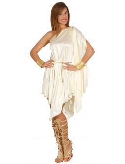 Disfraz de Diosa Griega Corto para Mujer