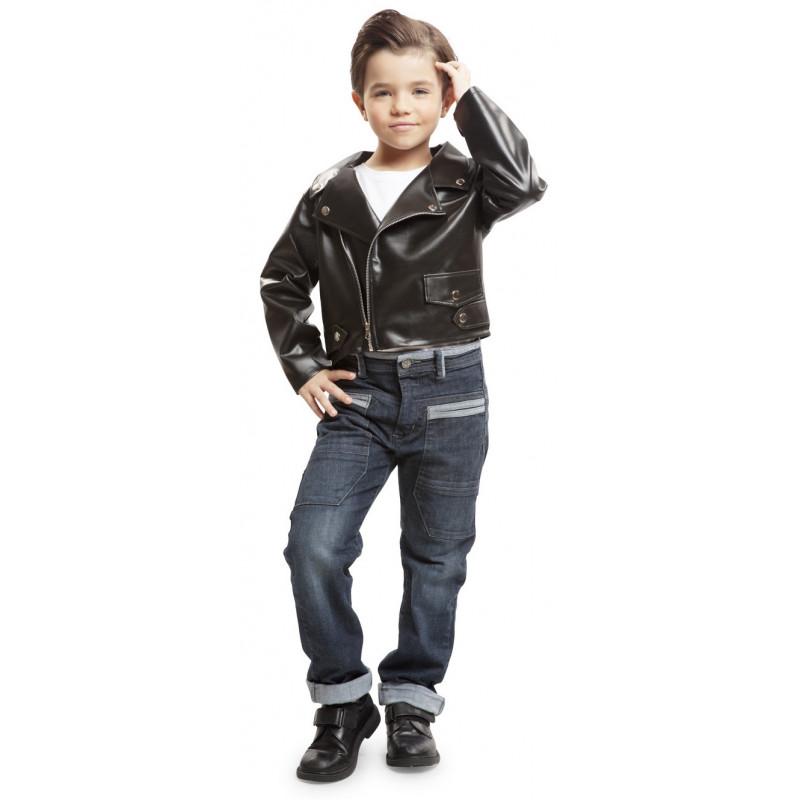 Online Para De Grease Comprar Niño Chaqueta wqfXxAq