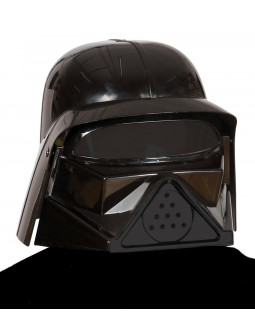 Casco Lord Sith Negro