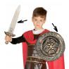 Espada y Escudo Romanos para Niños