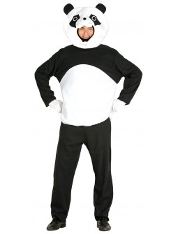 Disfraz de Panda Divertido para Adulto