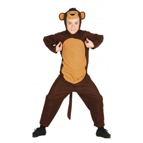 DIsfraz de Mono Saltarín para Niño