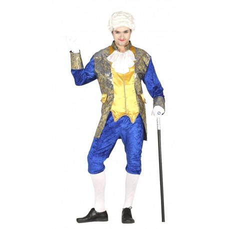 Disfraz de Marqués Barroco para Hombre