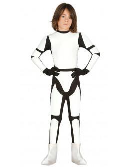 Disfraz de Soldado Galáctico Infantil